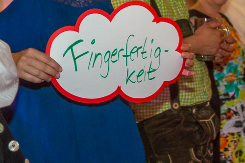 fingerfertigkeit