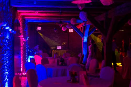 ambiente licht dj löbau
