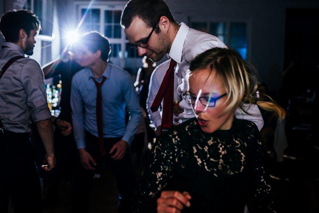 hochzeitsfotograf göttingen partybild